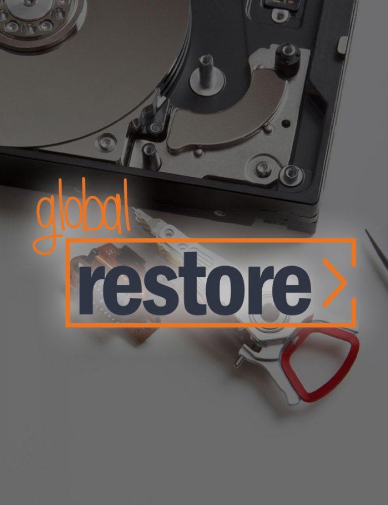 Globalsystem | GlobalRestore, recuperiamo i tuoi dati